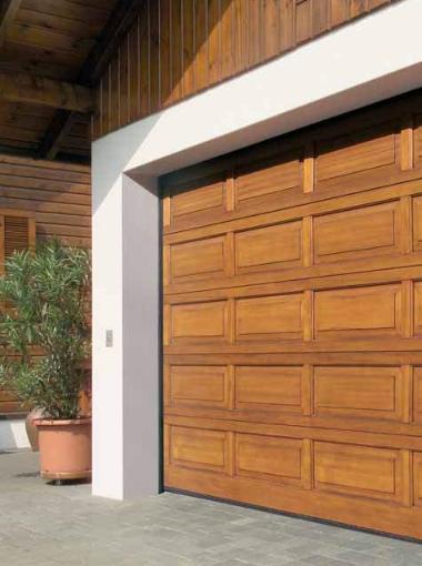 гаражна врата монтана