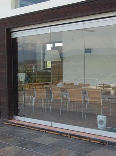 стъклени плъзгащи врати монтана
